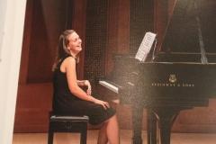 Featured in Music Academy of the West brochure, Warren Jones masterclass, Summer 2013