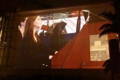 New World Symphony Wallcast performance of Stravinsky's Petrushka in Miami, FL, October 2012