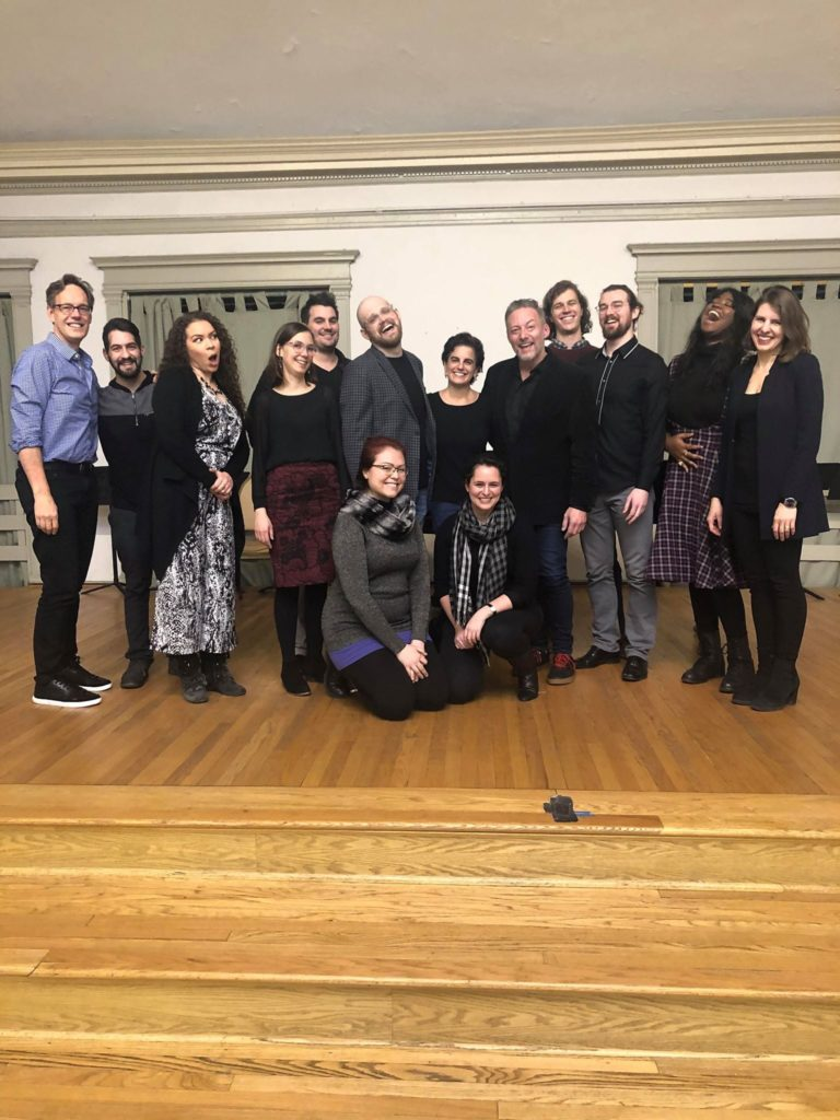 "Chicago Opera Theater workshop of ""The Transformation of Jane Doe"" (Stacy Garrop), December 2019"